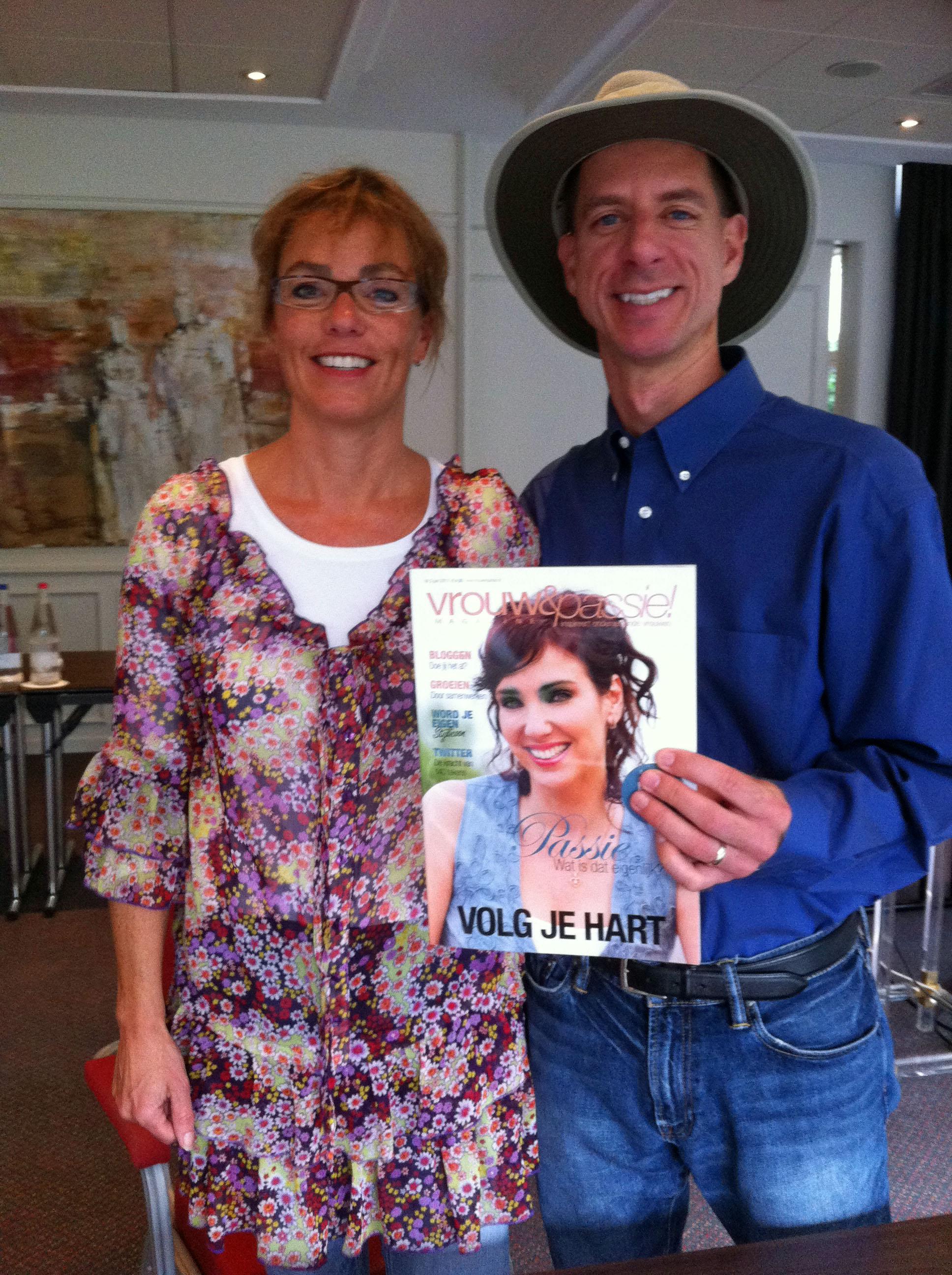 Interview met John Strelecky