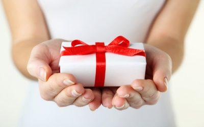 Een weggever maakt klanten van de bezoekers van je website!