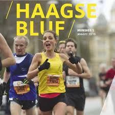 Mijn artikelen over hardlopen voor Haagse Bluf