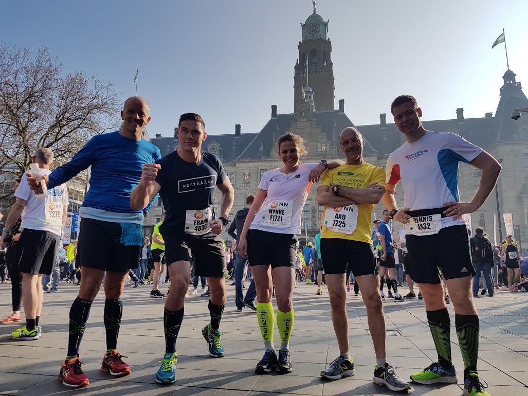Rotterdam Marathon 2017 verslag